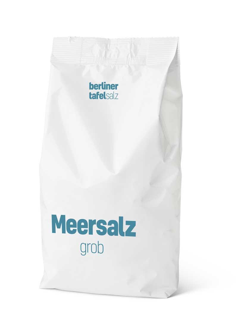 Berliner Tafel Salz Meersalz 25kg Sack